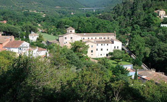 monasterio san daniel girona