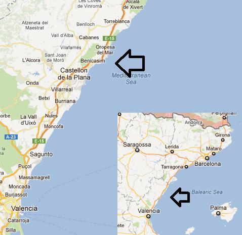benicassim-map