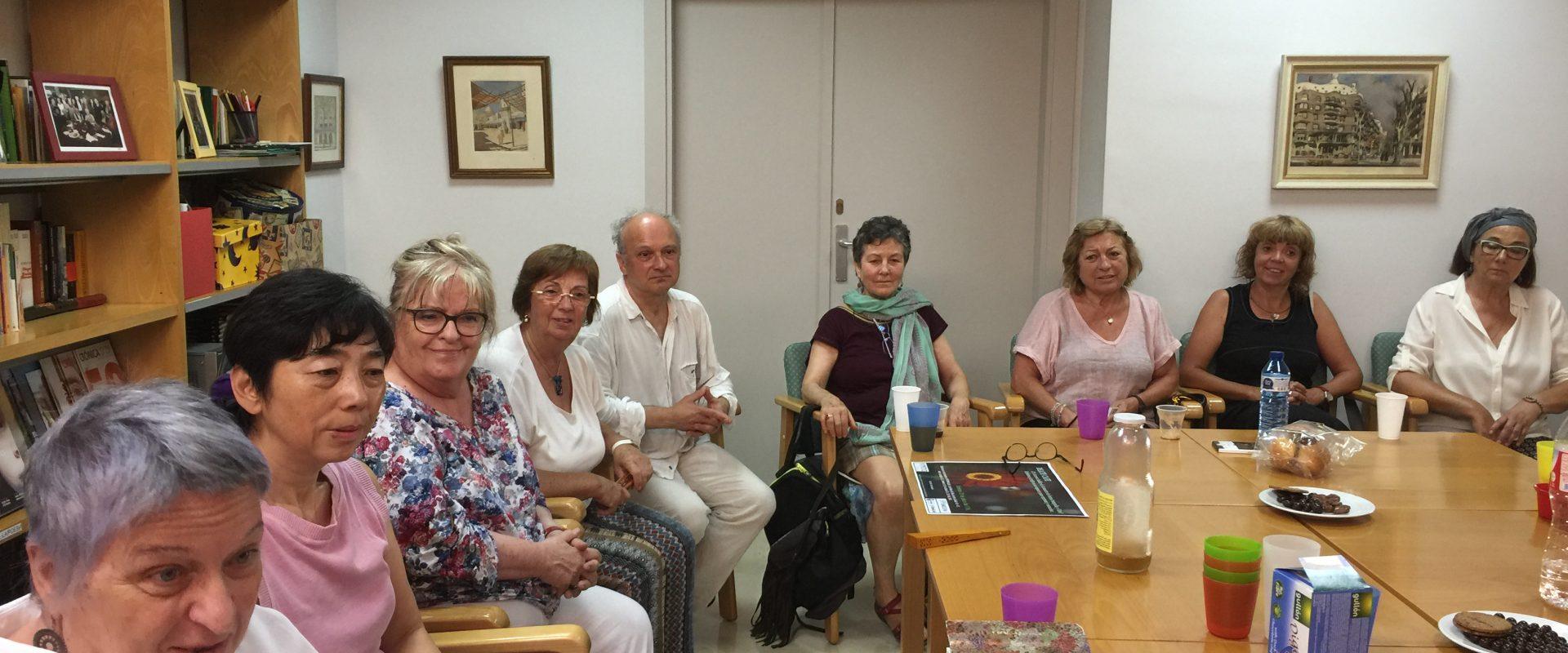 Death Cafe Barcelona 29 07