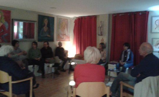 Vinyana Alicante- Santa Pola Death cafe, 29 Marzo 2019